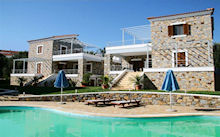 Foto Appartementen Sellados Villas in Plomari ( Lesbos)